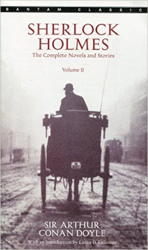 Couverture Sherlock Holmes: The complete novels and stories, book 2