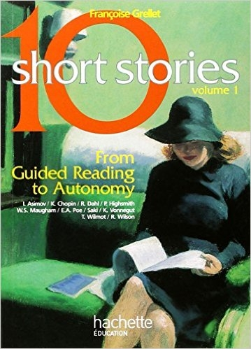 Couverture 10 short stories, book 1: From guided reading to autonomy
