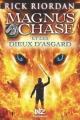 Couverture Magnus Chase et les Dieux d'Asgard, tome 1 : L'Épée de l'été Editions Albin Michel (Jeunesse - Wiz) 2016