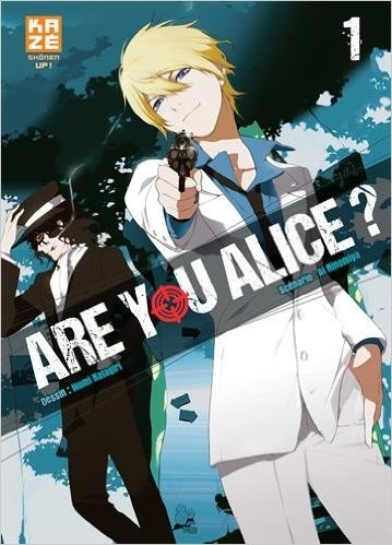 Couverture Are you Alice ?, tome 01