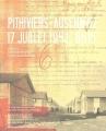 Couverture Pithiviers-Auschwitz 17 juillet 1942, 6h15 Editions du CERCIL 2006