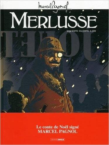 Couverture Merlusse (BD)