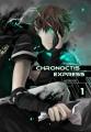 Couverture Chronoctis Express, tome 1 Editions Autoédité 2015