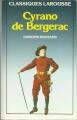 Couverture Cyrano de Bergerac Editions Larousse (Classiques) 1985