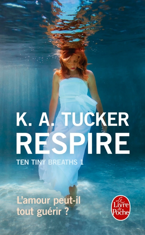 Couverture Ten Tiny Breaths, tome 1 : Respire / Il suffit de dix respirations