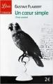 Couverture Un coeur simple Editions Librio (Littérature) 2013