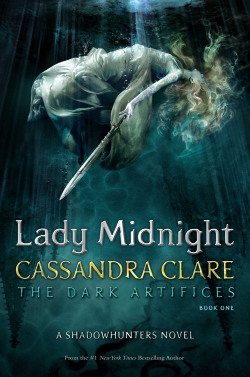 Couverture The Dark Artifices, tome 1 : Lady Midnight