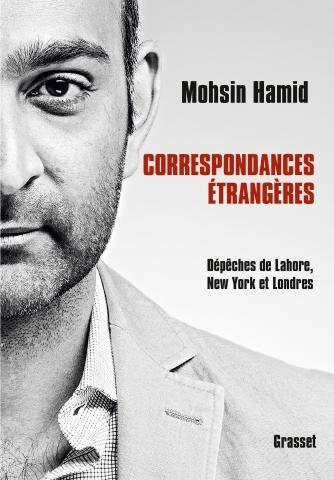 Couverture Correspondances étrangères : Dépêches de Lahore, New York et Londres