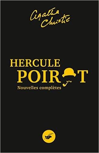 Couverture Nouvelles complètes Hercule Poirot