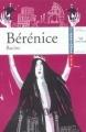 Couverture Bérénice Editions Hatier (Classiques & cie) 2004