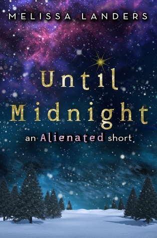 Couverture Alienated, book 1.5 : Until Midnight