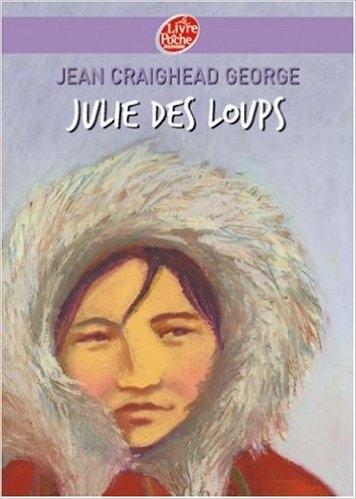 Couverture Julie des Loups