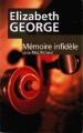 Couverture Lynley et Havers, tome 11 : Mémoire infidèle Editions France Loisirs 2002