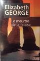 Couverture Lynley et Havers, tome 09 : Le meurtre de la falaise Editions France Loisirs 2002