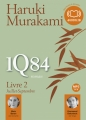 Couverture 1Q84, tome 2 : Juillet-septembre Editions Audiolib 2012
