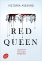 Couverture Red Queen, tome 1 Editions Le Livre de Poche 2016