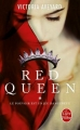 Couverture Red queen, tome 1 Editions Le Livre de Poche (Fantasy) 2016