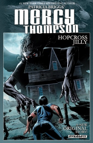 Couverture Mercy Thompson, tome HS 3