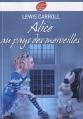 Couverture Alice au pays des merveilles / Les aventures d'Alice au pays des merveilles Editions Le Livre de Poche (Jeunesse) 2010