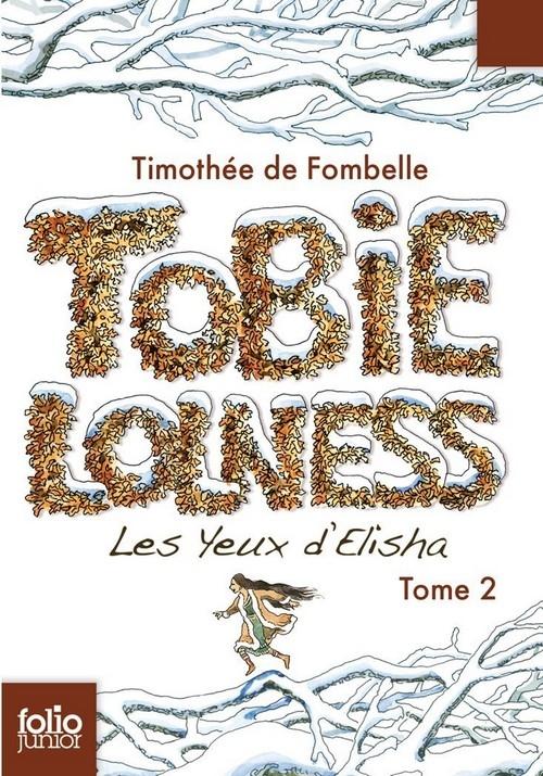 Couverture Tobie Lolness, tome 2 : Les yeux d'Elisha