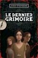 Couverture Les Livres des Origines, tome 3 : Le Dernier Grimoire Editions Milan 2015