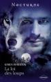 Couverture La loi des loups Editions Harlequin (Nocturne) 2011