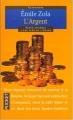 Couverture L'Argent Editions Pocket (Classiques) 1999