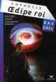 Couverture Oedipe roi Editions Hatier (Les Belles Lettres) 2009