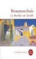 Couverture Le Barbier de Séville Editions Le Livre de Poche (Le Théâtre de Poche) 1985