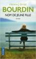 Couverture Nom de jeune fille Editions Pocket 2013