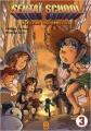 Couverture Sentaï School, l'école des Héros, tome 3 Editions Kami 2007