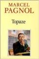 Couverture Topaze Editions de Fallois 1988