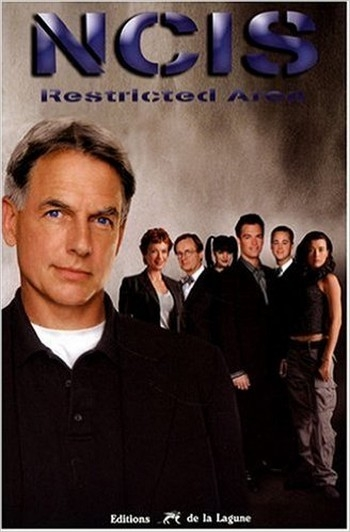 Couverture NCIS : Restricted Area