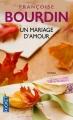 Couverture Un mariage d'amour Editions Pocket 2014