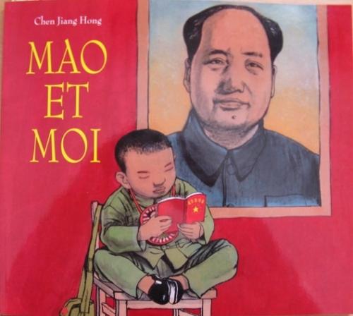 Couverture Mao et moi : Le petit garde rouge