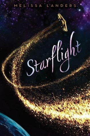 Couverture Starflight, book 1