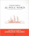 Couverture Au pôle Nord : Les carnets retrouvés du père de Sherlock Holmes Editions Paulsen 2014