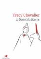 Couverture La dame à la licorne Editions de La Table ronde (Petit Quai Voltaire) 2015