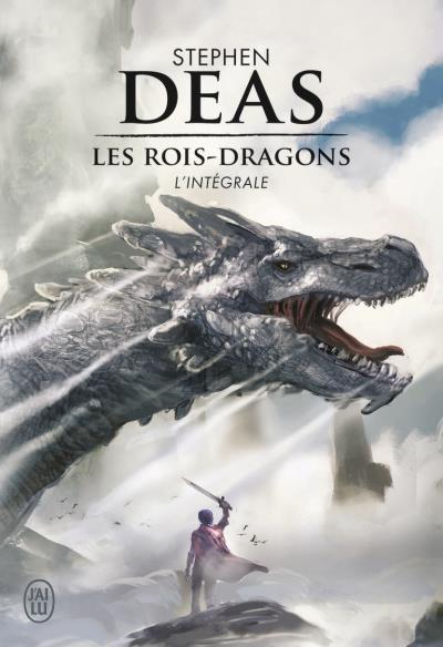 Couverture Les rois-dragons, intégrale