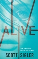 Couverture The generations, tome 1 : Alive Editions Del Rey Books 2016