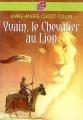 Couverture Yvain, le chevalier au lion / Yvain ou le chevalier au lion Editions Le Livre de Poche (Jeunesse) 2014