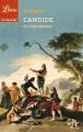 Couverture Candide / Candide ou l'optimisme Editions Librio (Littérature) 2015