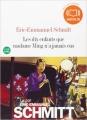 Couverture Les dix enfants que madame Ming n'a jamais eus Editions Audiolib 2012