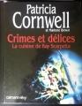 Couverture Crimes et délices : La cuisine de Kay Scarpetta Editions Calmann-Lévy 2002