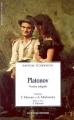 Couverture Platonov Editions Les Solitaires Intempestifs 2004
