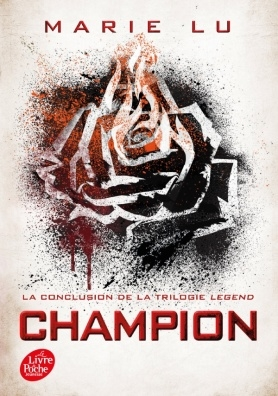 Couverture Legend, tome 3 : Champion