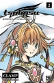 Couverture Tsubasa RESERVoir CHRoNICLE, double, tome 02 Editions Pika 2014