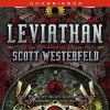 Couverture Léviathan, tome 1 Editions Simon & Schuster 2009