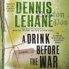 Couverture Un Dernier Verre avant la guerre Editions Harper 2011