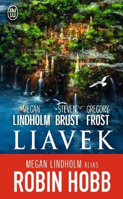 Couverture Liavek